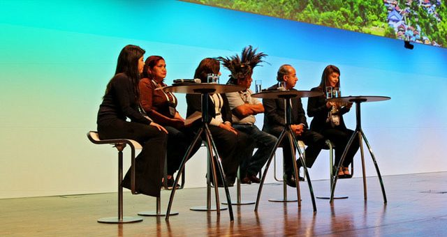 Participa Felipe Calderón en el Global Landscapes Forum